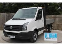 Volkswagen Crafter Cr35 Tdi C/C Dropside Lorry 2.0 Manual Diesel