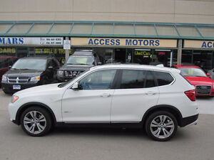 2011 BMW X3, SUV, NAVIGATION, CAMERA, EXTRA CLEAN, 3.5L