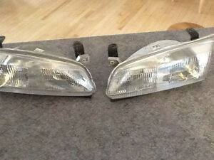Replacment headlights for Camry,1997-2001