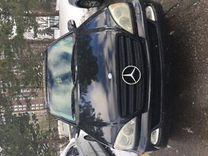 2003 Mercedes-Benz Other SUV, Crossover