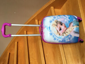 Heys Disney Frozen and Disney Princess carry on luggage