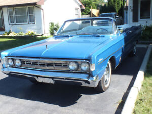 1966 Ford Meteor S33 Convertible