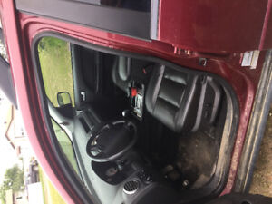 2007 Ford FreeStyle/Taurus X SUV, Crossover