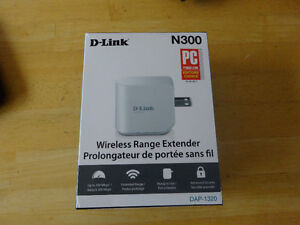 D-Link WIRELESS EXTENDER Campbell River Comox Valley Area image 1