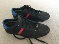 Hugo boss casual shoes (size 9 )