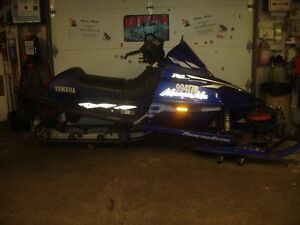 PARTING OUT 2000 YAMAHA MOUNTAIN MAX