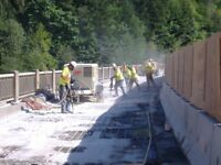 HIRING Construction Trades /Cement finishers & Concrete Demo
