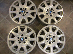 "4 x mags BMW 16""   5x120"
