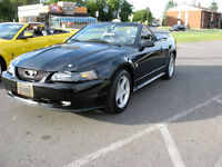 TRADE/SWAP  1999 Ford Mustang GT 35th Anniversary Convertible