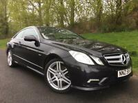 2009 Mercedes-Benz E Class 1.8 E250 BlueEFFICIENCY Sport 2dr