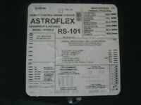 ENGINE STARTER ASTROFLEX RS-101 ASTRO START WITH REMOTE
