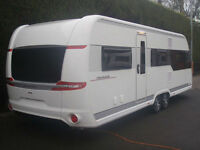 BRAND NEW 2017 HOBBY 650 PREMIUM,£2500 DEPOSIT TO ORDER YOUR CARAVAN.