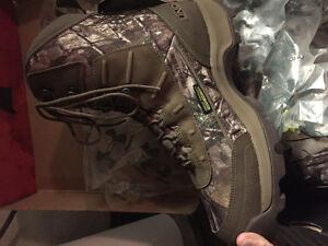 UNDER ARMOUR BOOTS camo hunting