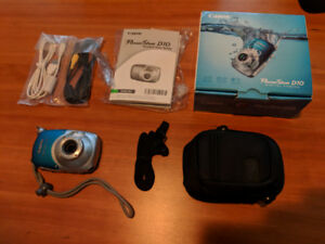 Canon Powershot D10 Waterproof Camera 12 MP