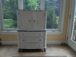 Solid wood dresser for sale