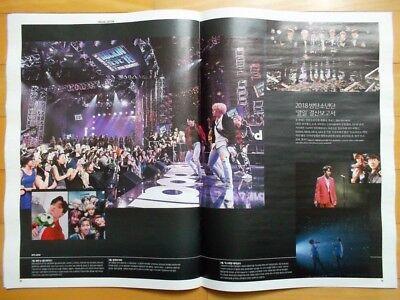 BTS /HIGH CUT Korea Whole Magazine/January 2019