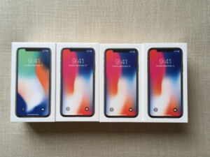 IPHONE  X  64GB ,BRAND NEW UNLOCKED WITH WARRANTY AVAILABLE,