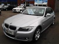 BMW 320 2.0TD d Exclusive Edition (Leather and Sat Nav)