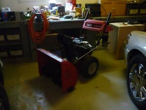 Great Snow Blower - 8HP 26 Inch
