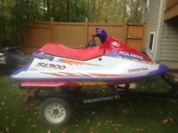 1996 Polaris SL 900 watercraft