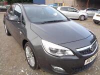 2011 Vauxhall Astra 1.4 i VVT 16v Excite 5dr