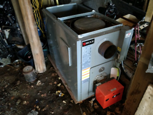 Brock MBPF-A 115,000 BTU Oil Furnace