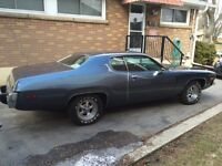 1974 plymouth satellite sebring for sale