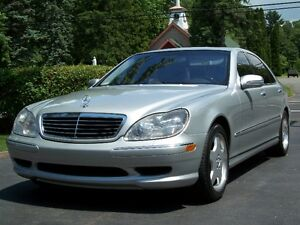 MERCEDES S500 AMG PACKAGE