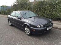 *** 2008 JAGUAR X-TYPE 2.0 D S FACELIFT MODEL 1FRMR KPR*** £3199! *WARRANTIES*