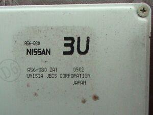 ecm nissan maxima 3.0L automatique 2000 2001 2002 2003.Japan.