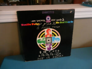 Vanilla Fudge Vinyl Record/LP Rock- The Beat Goes On