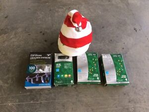 Christmas lights $20