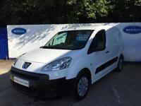 2009 Peugeot Partner 1.6HDi ( 75 ) L1 625 S Diesel Van
