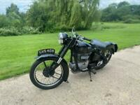 1950 Sunbeam S8 Motorcycle