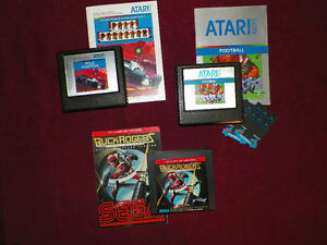 18 Atari 5200 Games London Ontario image 2