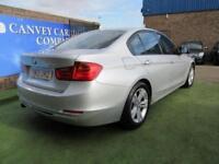 2012 BMW 3 Series 2.0 318d Sport 4dr