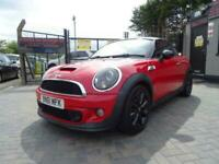 2011 MINI Coupe 1.6 Cooper S 3dr/CLICKAND COLLECT/DELIVERY Coupe Petrol Manual