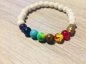Lava Rock aroma bracelets