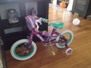 Vélo Avigo enfant neuf 90$ au lieu de 120$+tx !
