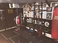 Boxing and fitness 1-2-1 training by professional boxing coach and boxer