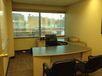 AFFORDABLE SHARED OFFICE SPACE – DOWNTOWN EDMONTON