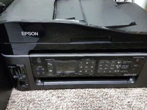 HP OJ 6500 plus Epson Workforce 600  40.00