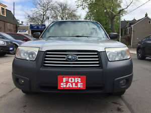 2007 Subaru Forester Columbia Edition SUV ***NO ACCIDENT***