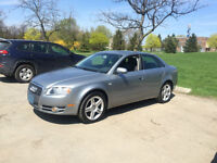 2006 AUDI A4 2.0T QUATTRO 150K WITH BRAND NEW ENGINE