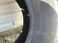 Free set of tires