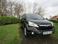 Honda CR-V 2.0 ES (black) 2007