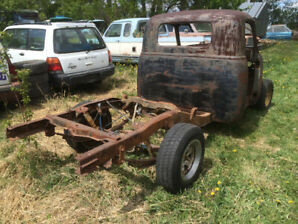 1950's Chevy/ S-10 Project