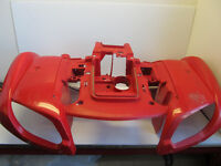 AILE AVANT YAMAHA GRIZZLY 660 2004 ROUGE 50$