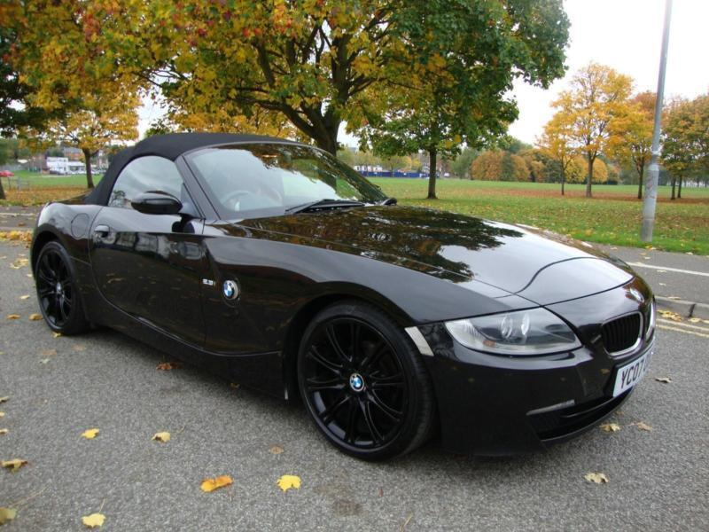 Bmw Z4 2 5i Sport Roadster In Colchester Essex Gumtree