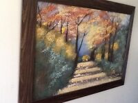 Oil painting - reproduction